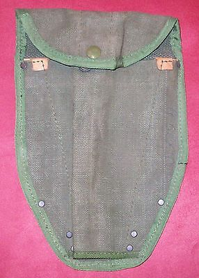 Entrenching Tool Carrier 1971 Aussie Army Vietnam Issue - Used Condition