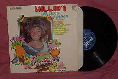 Millie Small-Millie's Lollipop Reggae And..-Uk First Press
