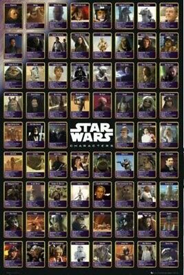 Star Wars - Characters - Maxi Poster 61cm x 91.5cm  - 713