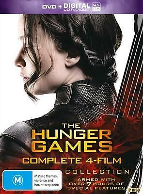 The Hunger Games | UV : Collection - DVD Region 4 Free Shipping!
