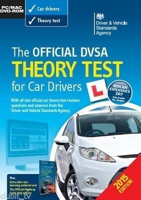 The Official DVSA Theory Test for Car Drivers 2015 by Driving Standards Agency