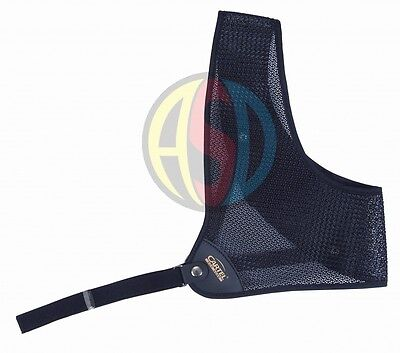New Cartel 101 Archery Chest Guard Protection Mesh ** Sizes S-XL / RHD & LHD **