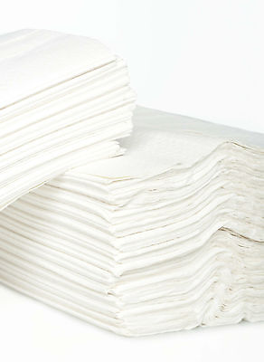 3000 White 2 Ply Soft & Ultra Absorbent Z-Fold Hand Towel 240mm x235mm