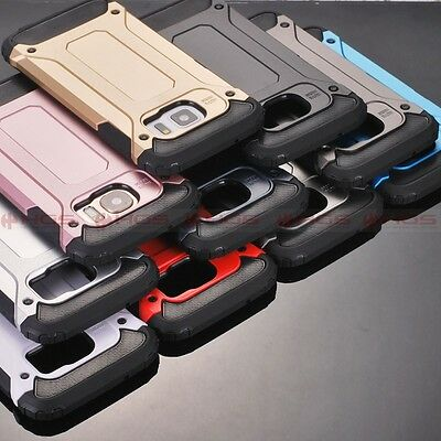 10/Lot Hybrid ShockProof Rugged Impact PC Case Cover for SAMSUNG Galaxy S7 Edge