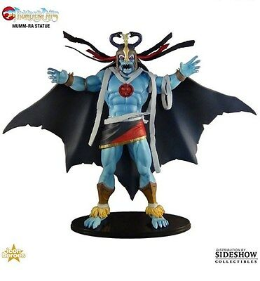 Sideshow Icon Heroes Thundercats Mumm-Ra Pvc Staction Collectible Figur Statue