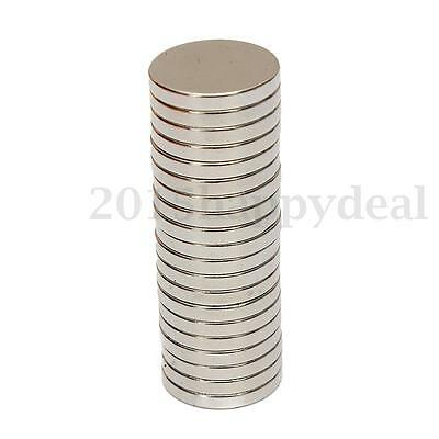 10pcs N50 Super Strong Disc Round Magnets Rare Earth Neodymium Magnet 20mm x 3mm
