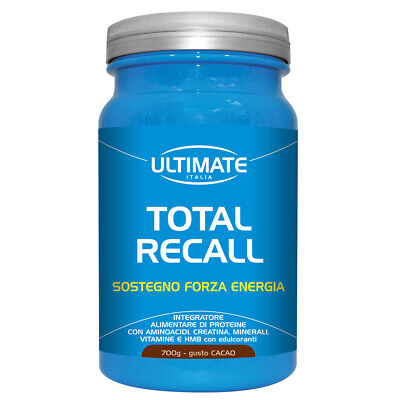 ULTIMATE ITALIA TOTAL RECALL 700 GR Cacao