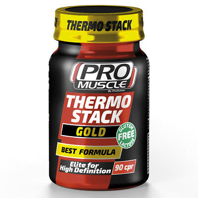 Promuscle Thermo Stack Gold 90 Cpr
