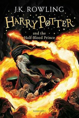Harry Potter and the Half-Blood Prince: 6/7 (Harry Potter 6) (PB) - 1408855704