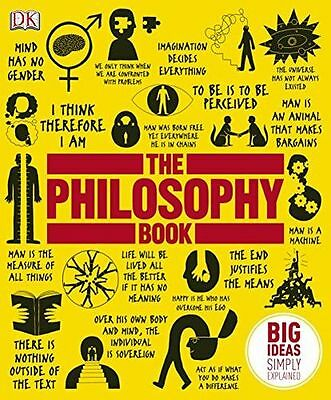 **NEW** - The Philosophy Book (Hardcover) - ISBN1405353295