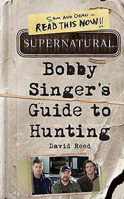 NEW - Supernatural: Bobby Singer's Guide to Hunting (Paperback) - 0062103377