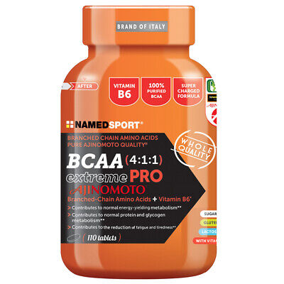 Named Bcaa 4:1:1 Extreme Pro 110 Cpr
