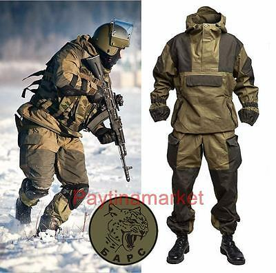Gorka 4 Original BARS Russian Military Army Special Forces Uniform Camo Hunting
