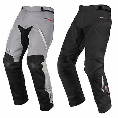 Alpinestars Andes Drystar WP Motorcycle Motorbike Trousers Pants | All Colours