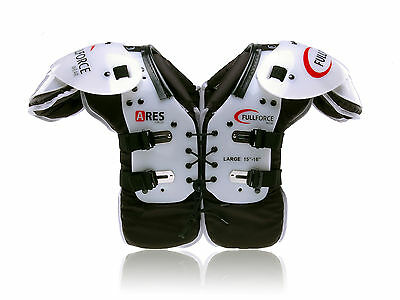 American Football Ares Youth Multi Position LB/RB/OL/DL Shoulderpad, Gr. L