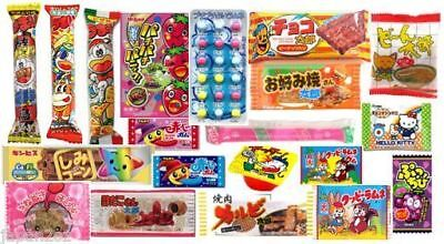 20 PIECE JAPANESE CANDY SET Popin Cookin Japanese Candy Ramune Christmas Gift-6