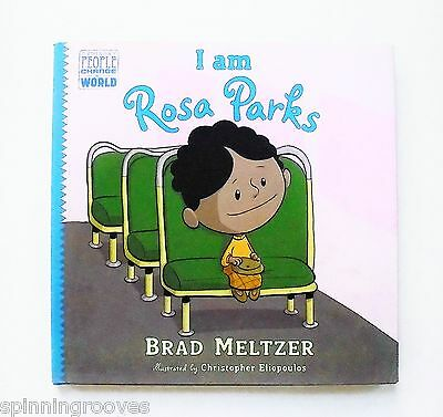 I am Rosa Parks by Brad Meltzer (Picture Book) (Hardcover)  ~  NEW!