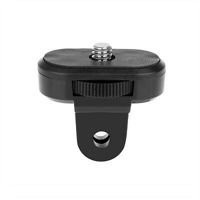 "Tripod Mount Adapter For Sony Action Cam Camera- GoPro Mount To 1/4"" thread"