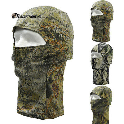 Military Hunting Quick-drying Full Face Mask Balaclava Wind-proof Headgear