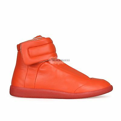 a123c19c262 MAISON MARTIN MARGIELA German Army Trainers High Top Sneakers ...