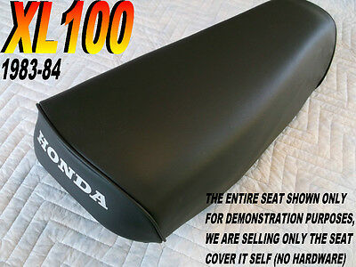 XL100s 1983-84 Replacement seat cover for Honda XL 100 XL100 082A