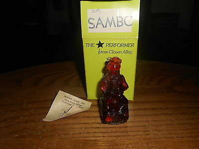 Sambo Mosser Clown Alley Collectible Figurine With Box