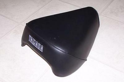 Yamaha QT50 YAMAHOPPER MA50 CARROT scooter moped seat cover w/ logo
