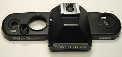 Yashica FX-3 Super 2000 Top Cover A75910
