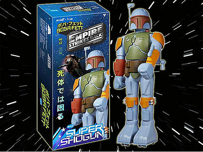 STAR WARS Celebration 7 VII SDCC 2015 LE Funko Super Shogun Figure Boba Fett 24""