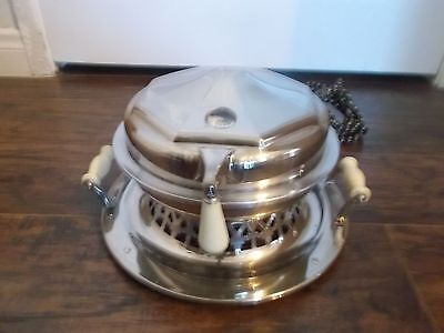 Vintage Meriden Homelectrics M.B.& Co. Electric Waffle Iron/Maker Work Great!