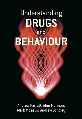Understanding Drugs and Behaviour by Andrew Scholey (English) Paperback Book Fre