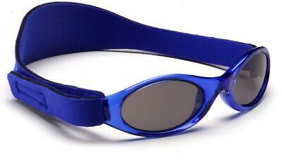 Baby Banz Adventure Banz Infant Sunglasses (Blue) - 2 Months - 2 Years