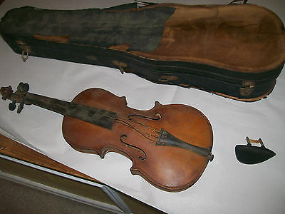 Violin 1/2 Copy of A.Stradivarious Czechoslovakia for restoration