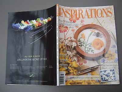 INSPIRATIONS issue 77 2013 all pattern missing 100 pages Large p/b