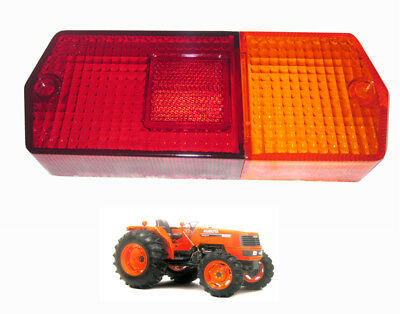 Use For Kubota Tractor M 4700 M 5000 M 9000 Tail Lamps Tail Lights Lens 1 Pc