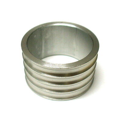 """20mm H24 Silver gobike88 XON XHS-04 Alloy Spacer for 1-1//8/"""" Headset 9.9g"""