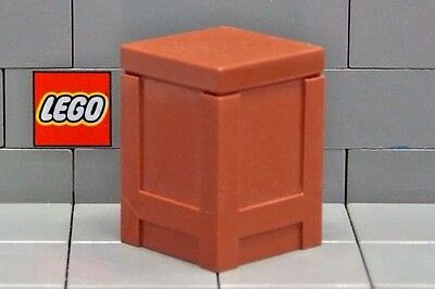 LEGO: Crate with Lid (#61780) Choose Your Color **Two per Lot**
