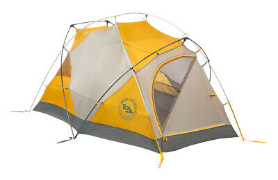 Big Agnes Battle Mountain 2 Tent - 2 Person Winter Camping 4 Season 2 Doors
