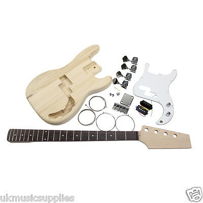 Coban Bass Body Electric Guitar DIY Kits HY104 Trade enquiries taken.