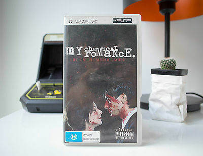 Mt Chemical Romance: Life On The Murder Scene | Psp | Aus Store | Same Day Post
