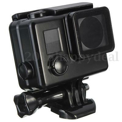 30M Underwater Waterproof Diving Housing Case Cover For Gopro HD Hero 4 3+ Black