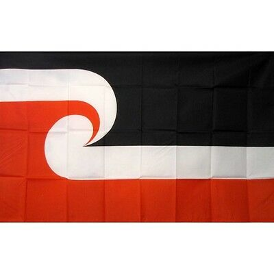 Maori 3 x 5' Banner National Flag 90cm x 150cm