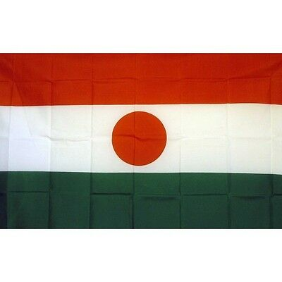 Niger 3 x 5' Banner National Flag 90cm x 150cm