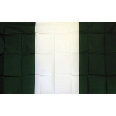 Nigeria 3 x 5' Banner National Flag 90cm x 150cm