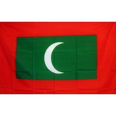 Maldives 3 x 5' Banner National Flag 90cm x 150cm