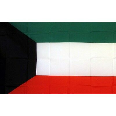 Kuwait 3 x 5' Banner National Flag 90cm x 150cm