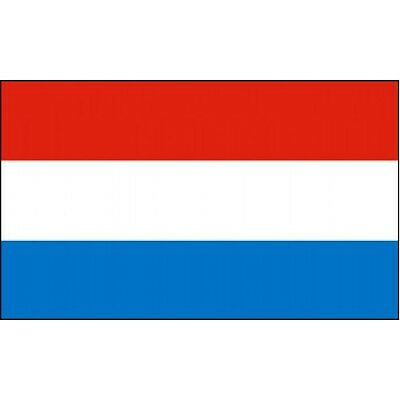 Luxembourg 3 x 5' Banner National Flag 90cm x 150cm