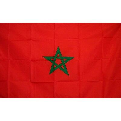 Morocco 3 x 5' Banner National Flag 90cm x 150cm