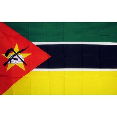 Mozambique 3 x 5' Banner National Flag 90cm x 150cm