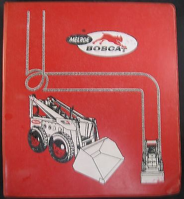 Array - bobcat 843 skid steer loader service manual    80 00   picclick  rh   picclick com